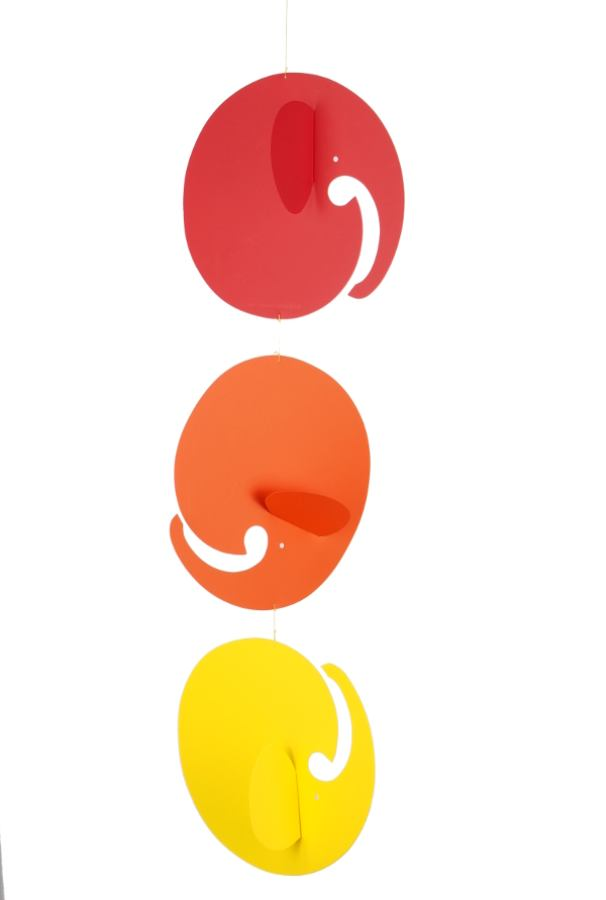 Colorful Children's Mobile