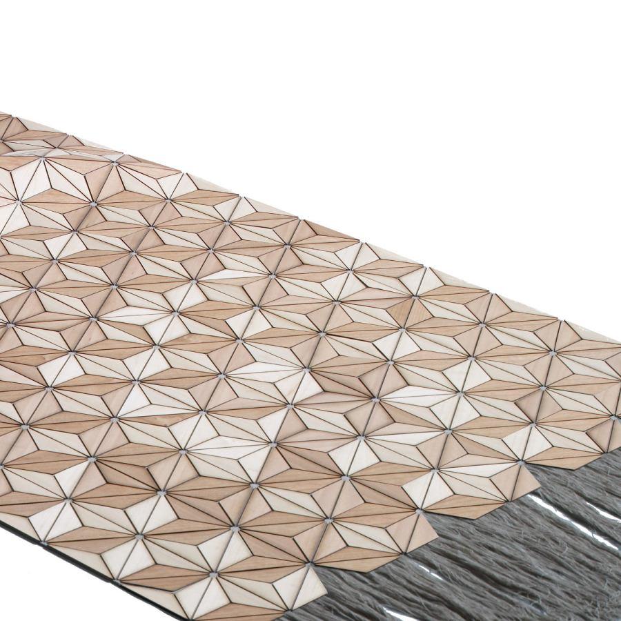 Designer-Teppich