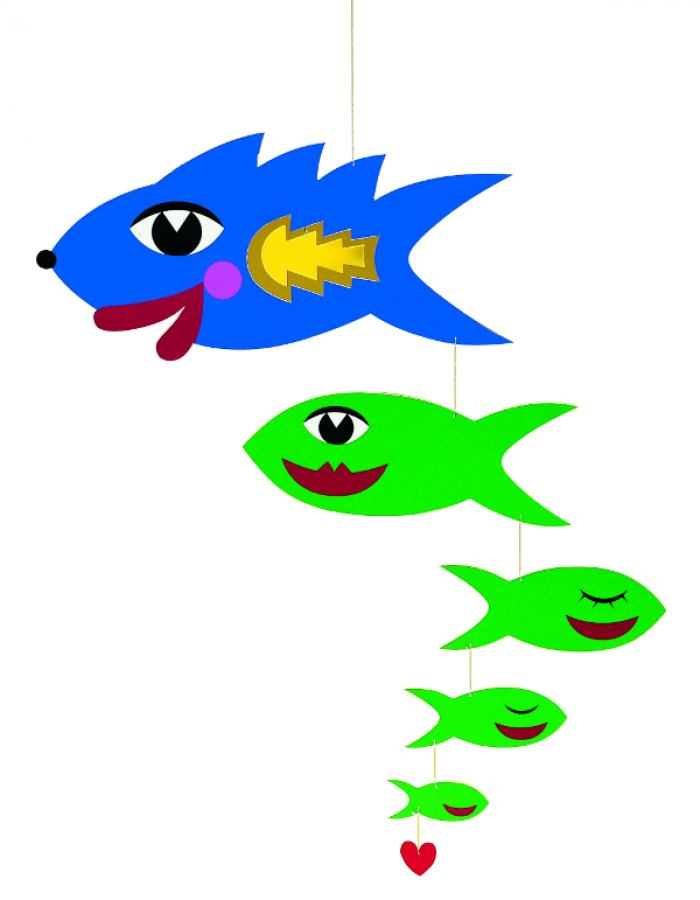 Mobile Kiss Fish