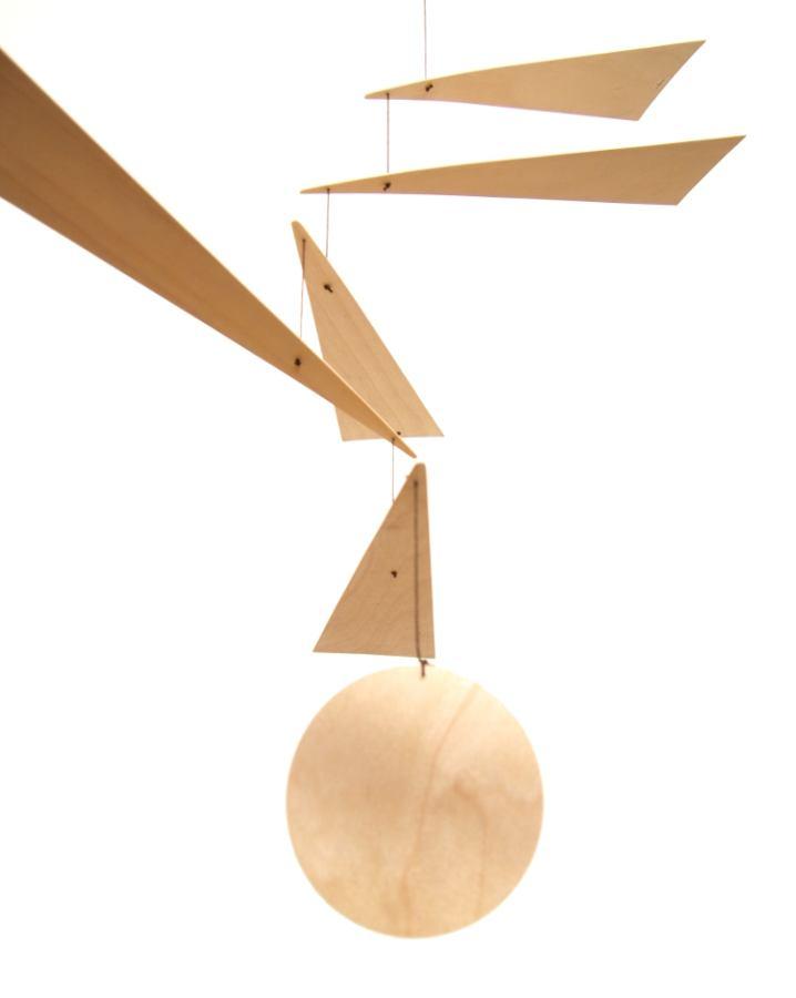 handgefertigtes mobile trappe aus holz kunstbaron. Black Bedroom Furniture Sets. Home Design Ideas