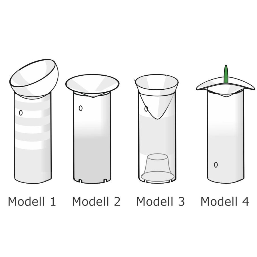 Aroma candle light: overview of the models