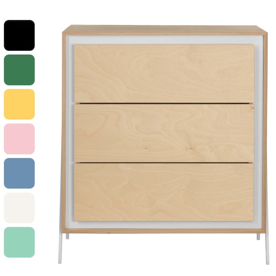 Design Chest of Drawers in Various Colors