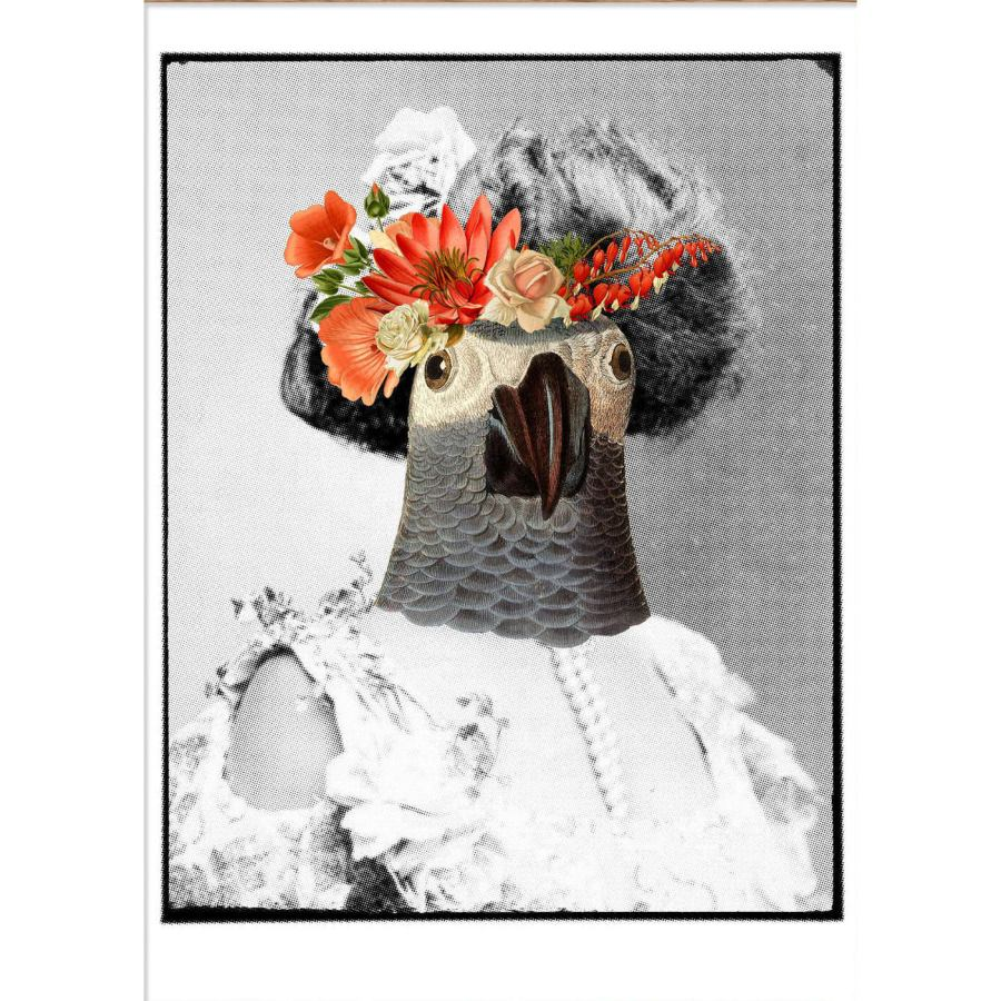 "Poster-Sized Art Print ""Madame Florence"" (50 x 70 cm)"