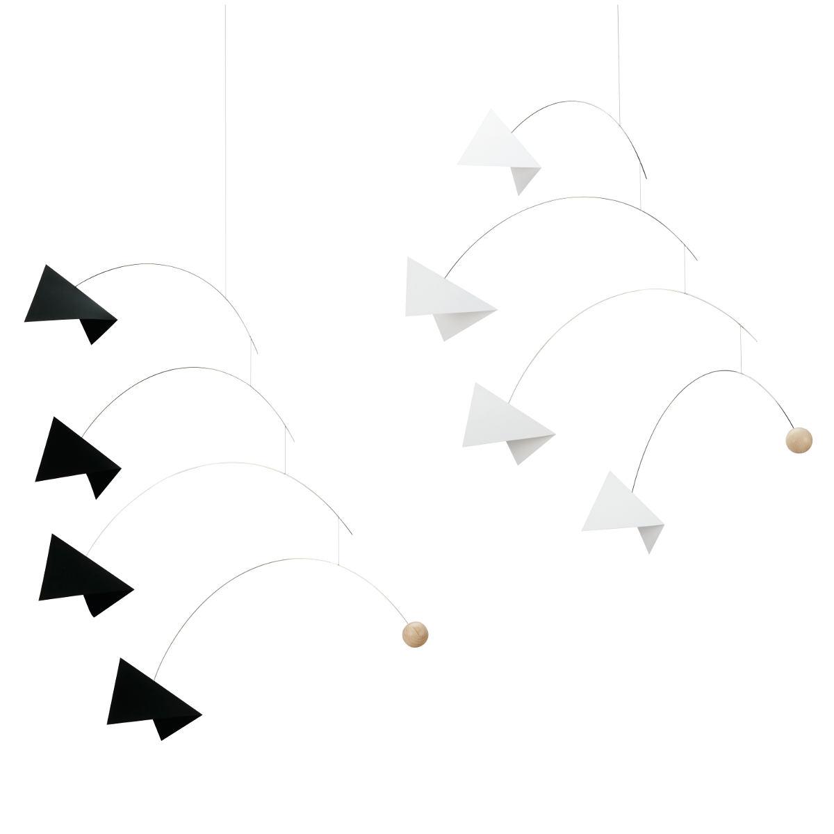 handgefertigtes mobile fatamorgana 60 x 60 von flensted kunstbaron. Black Bedroom Furniture Sets. Home Design Ideas