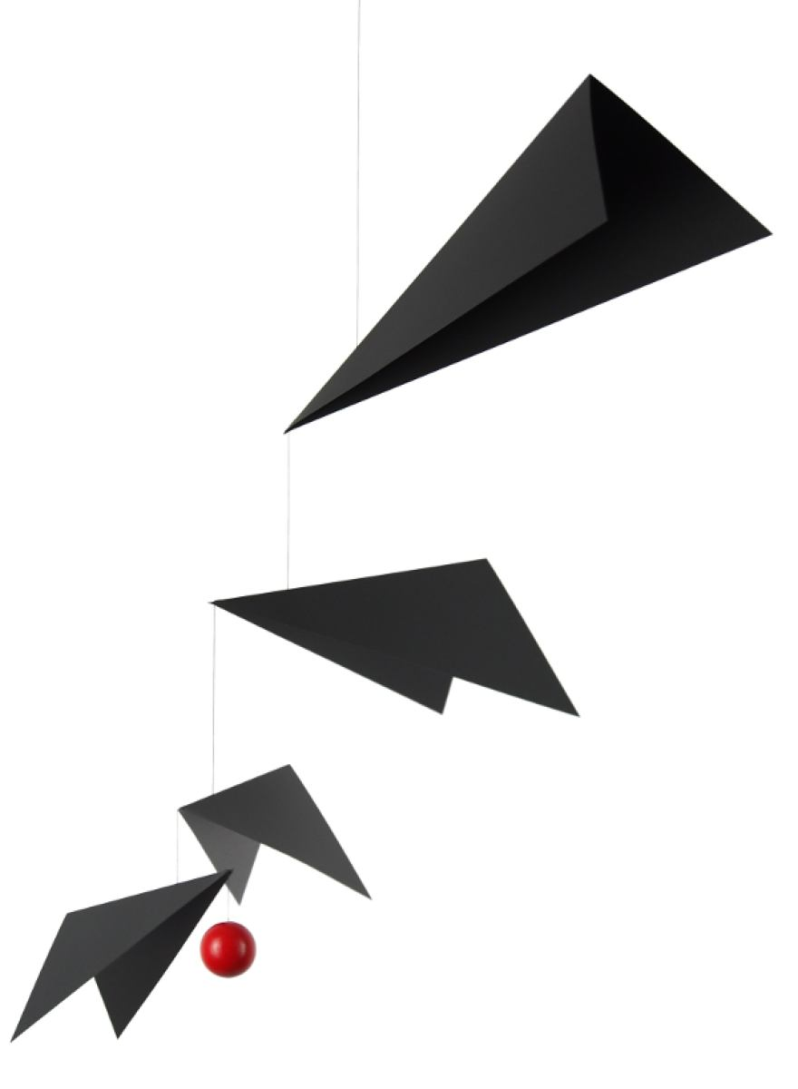 Mobile 'Wings' by Flensted Mobiles | Kunstbaron