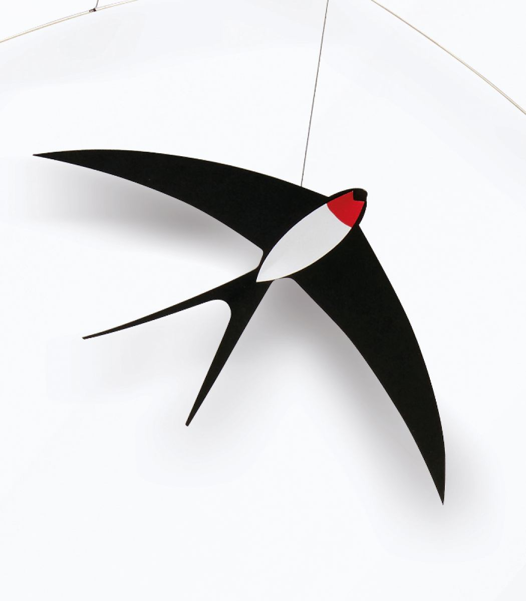 Five Swallows - Mobile for babies and children by Flensted | Kunstbaron