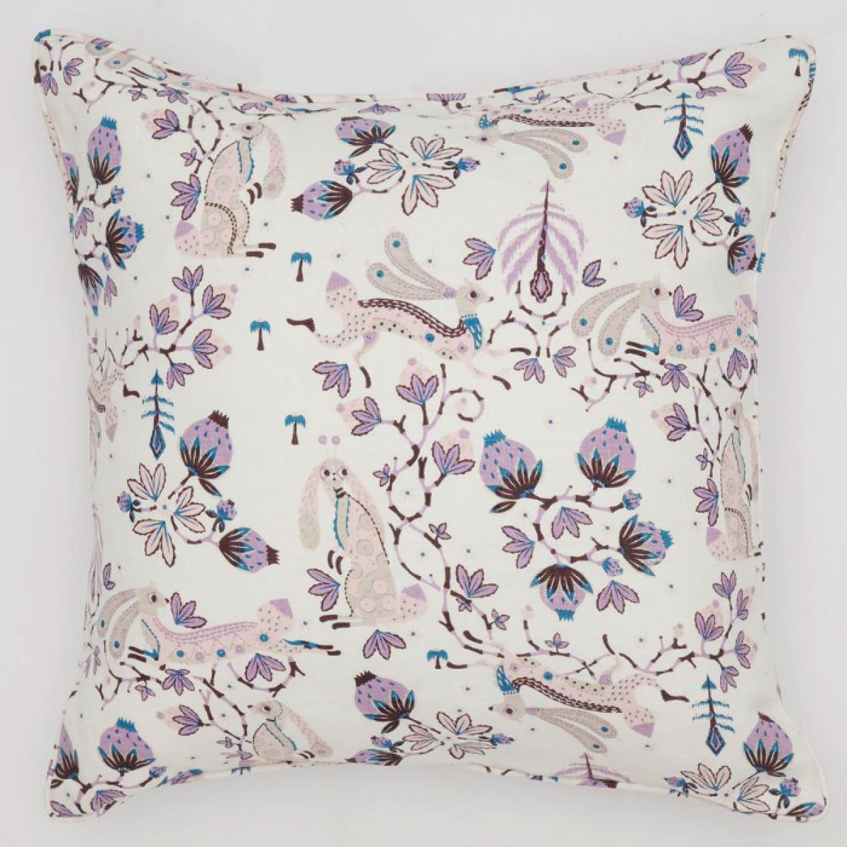 Cushion 'Snow Rabbit White' | Kunstbaron